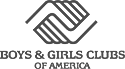 Logo for the Boys and Girls Club of America